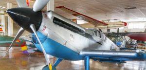 "Hispano Aviación HA-1.112M1L ""Buchón""."