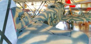 "Fiat CR-32 ""Chirri""."