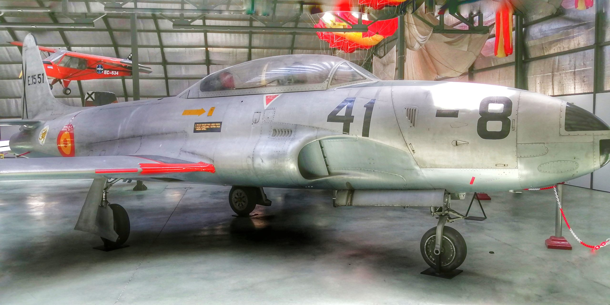 "Lockheed T-33 ""Shooting Star"""
