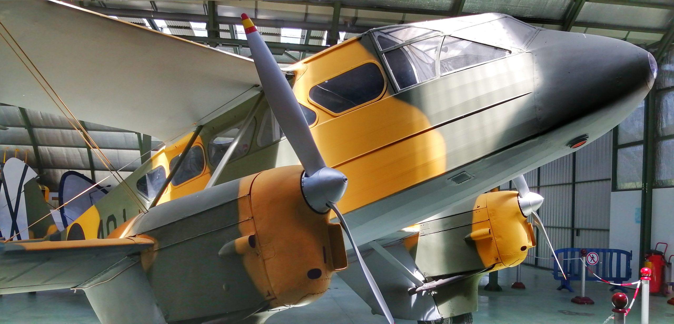 DE Haviland DH-89.